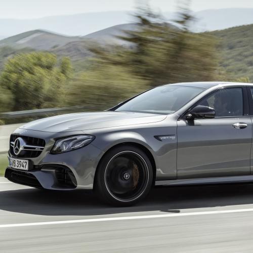 Nouvelle Mercedes-AMG E 63 (2017)