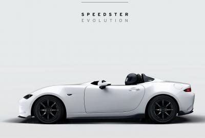 Mazda MX-5 Kuro et Speedster Evolution (SEMA 2016)