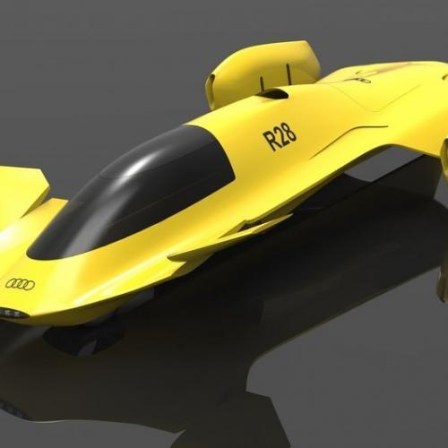 Des designers imaginent les voitures des 24 Heures du Mans 2030