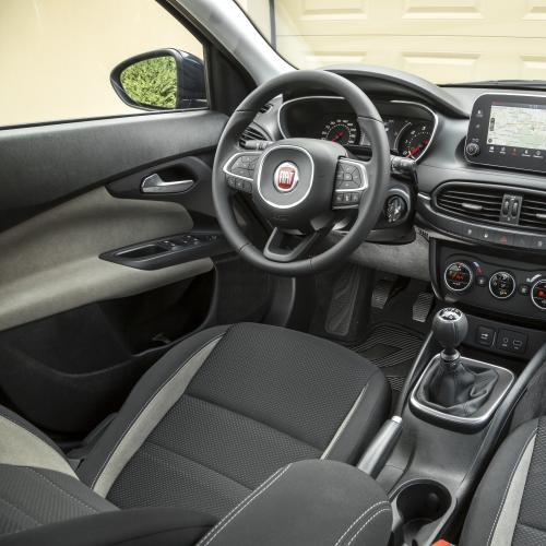 Fiat Tipo SW (2016 - essai)