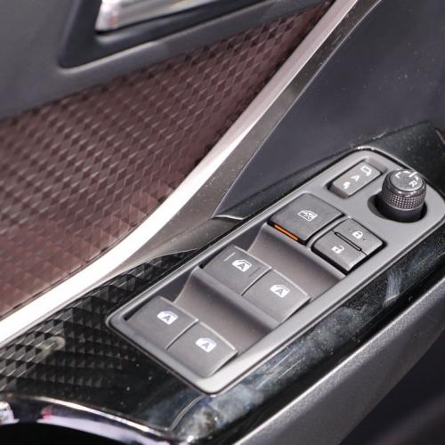 Toyota C-HR : les photos au Mondial de l'Automobile