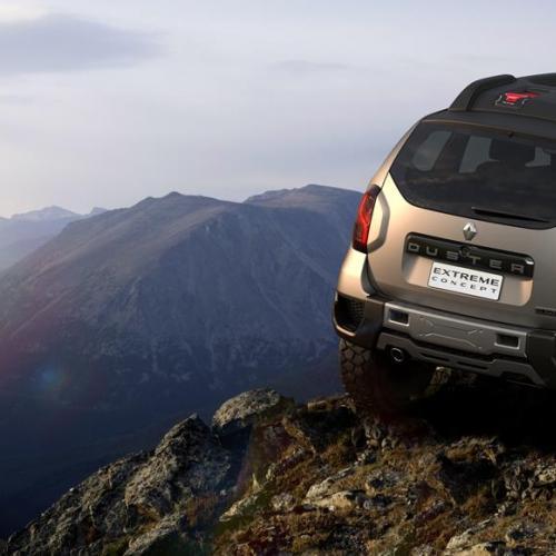 Renault Duster Extreme Concept (2016 - officiel)