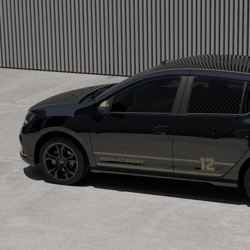 Dacia Sandero RS Grand Prix (2016 - officiel)