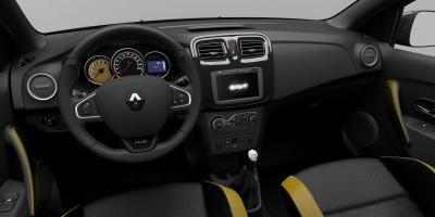 Dacia Sandero RS Grand Prix (2016 - officiel)
