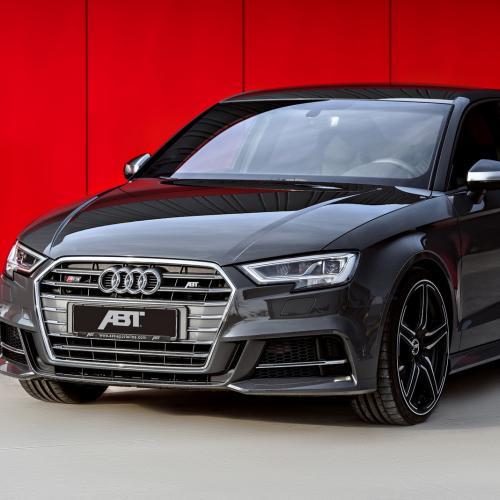 Audi S3 2017 par ABT