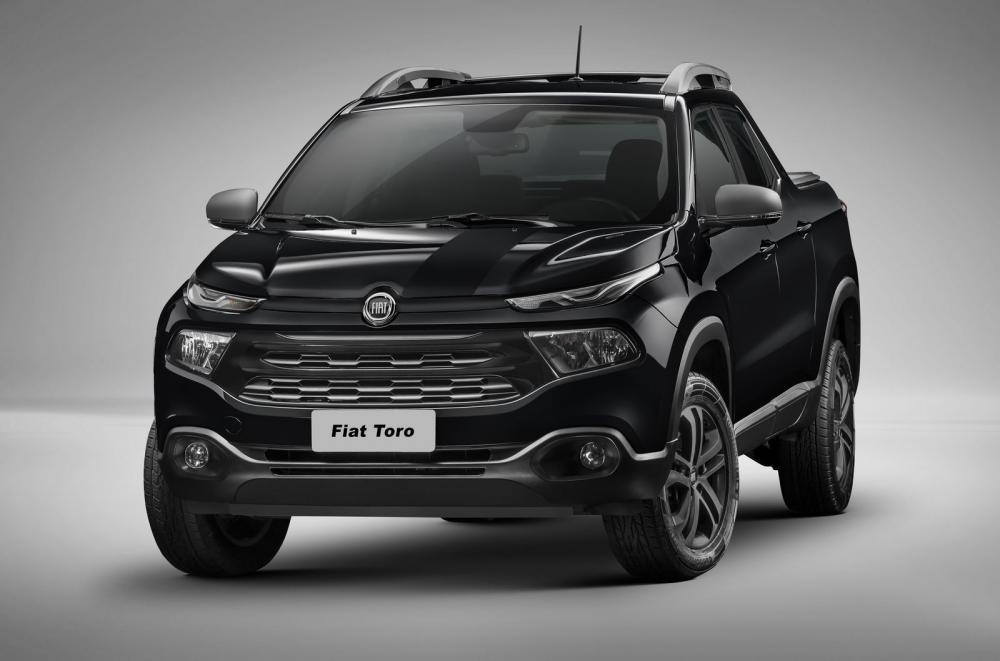 Fiat Toro Black Jack
