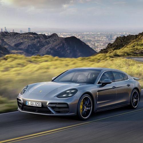 Porsche Panamera Executive 2017