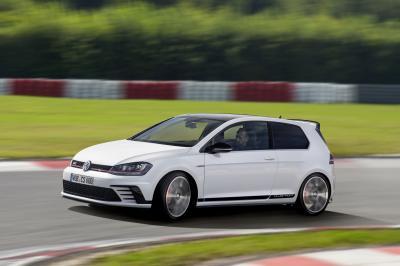 Essai Volkswagen Golf GTI Clubsport : les photos