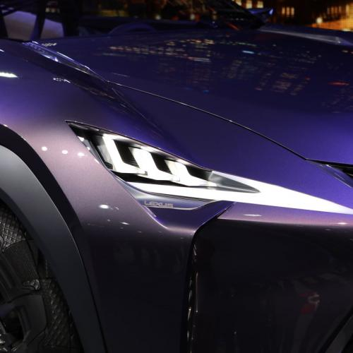 Lexus UX Concept : les photos au Mondial de l'Auto