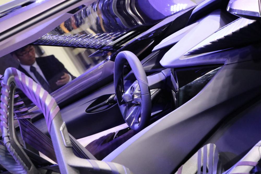 albums photos lexus ux concept les photos au mondial de l 39 auto. Black Bedroom Furniture Sets. Home Design Ideas