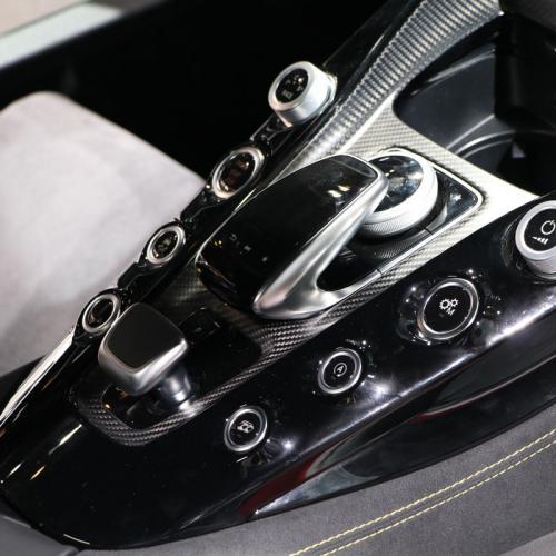 Mercedes-AMG GT R : les photos en direct du Mondial de l'Auto