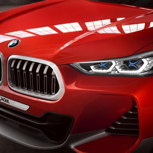 BMW X2 Concept : toutes les photos