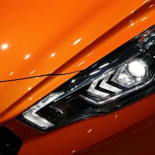 Nouvelle Nissan Micra : les photos en direct du Mondial de l'Auto