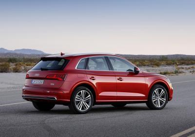 Audi Q5 II : toutes les photos