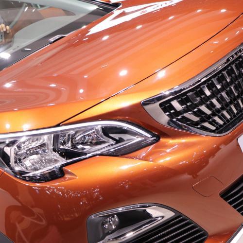 Peugeot 3008 : les photos en direct du Mondial de l'Auto