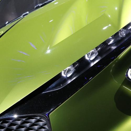 DS E-Tense : les photos en direct du Mondial de l'Auto