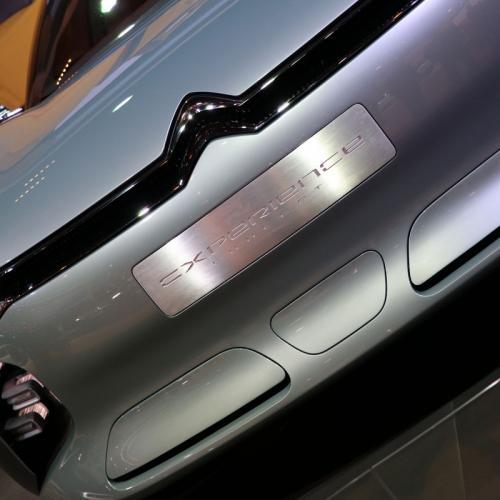 Citroën CXperience : les photos en direct du Mondial de l'Auto
