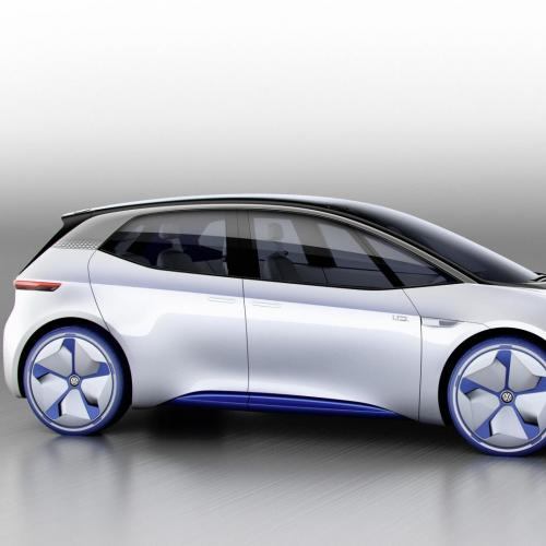 Volkswagen I.D. Concept : toutes les photos