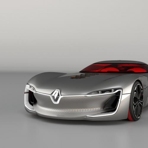 Renault TreZor : toutes les photos
