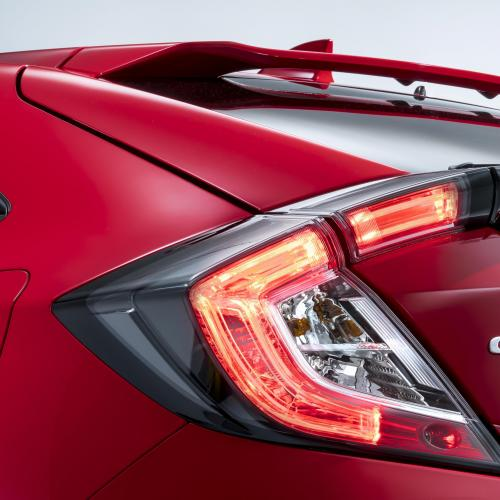 Honda Civic 2017 : toutes les photos