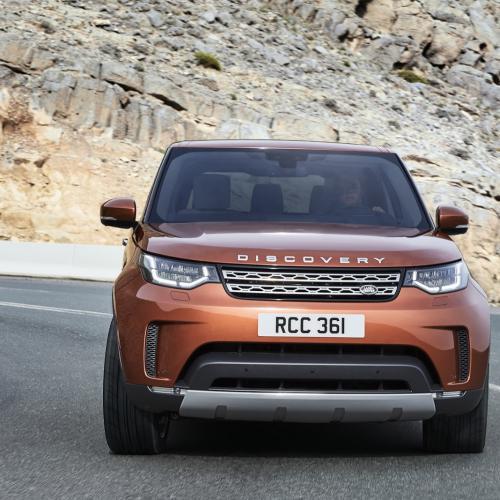 Land Rover Discovery : toutes les photos