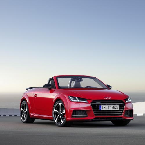 Audi TT S-Line Competition : toutes les photos