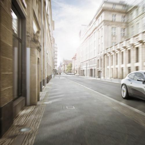 Ferrari GTC4 Lusso T : toutes les photos