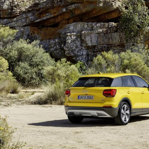 Essai Audi Q2 : les photos