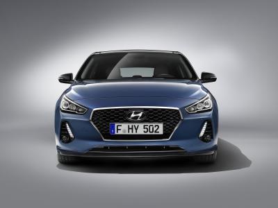 Nouvelle Hyundai i30 : les photos