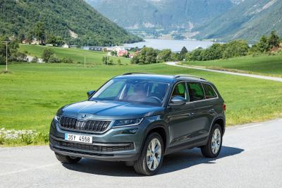 Skoda Kodiaq : les photos