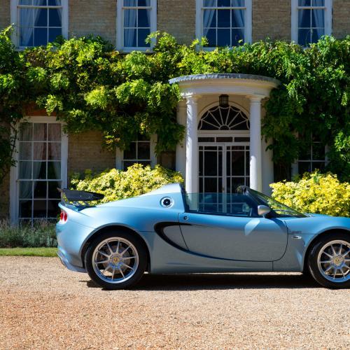 Lotus Elise 250 Special Edition : toutes les photos