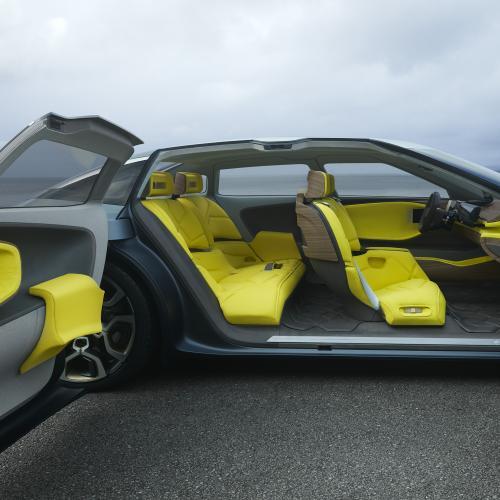 Citroën CXperience Concept : toutes les photos