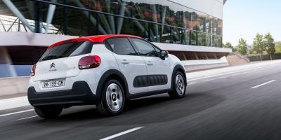 Citroën C3 2017 : toutes les photos