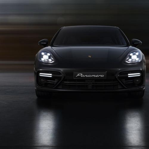 Nouvelle Porsche Panamera : toutes les photos