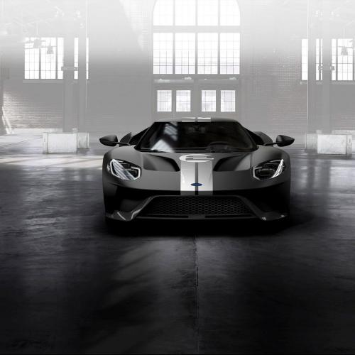 Ford GT 66 Heritage Edition : toutes les photos