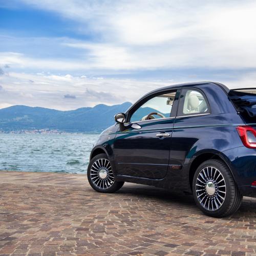 Fiat 500 Riva : toutes les photos