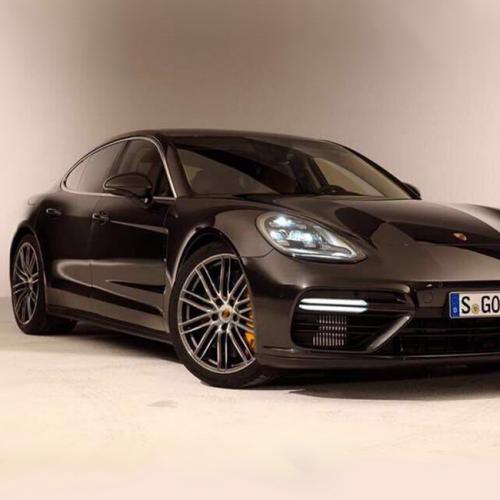 Nouvelle Porsche Panamera : les premières photos