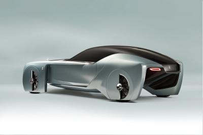 Rolls-Royce 103 EX Concept : toutes les photos