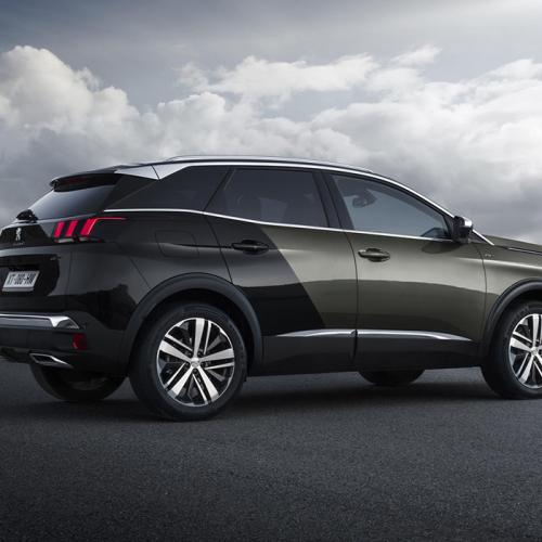 peugeot 3008 gt du sport pour le nouveau suv. Black Bedroom Furniture Sets. Home Design Ideas