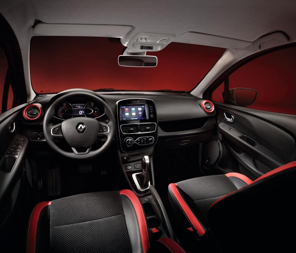 Renault Clio restylée : toutes les photos