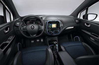 Renault Captur Wave : toutes les photos