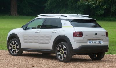 Citroën Advanced Comfort : photos