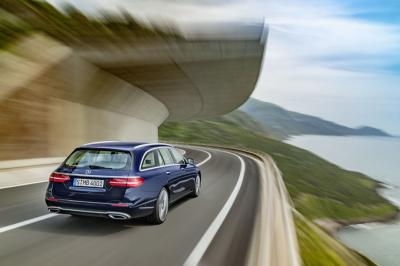 Mercedes Classe E Break : toutes les photos