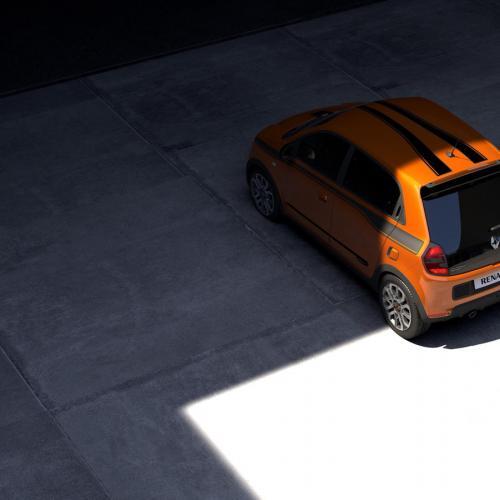 Renault Twingo GT : toutes les photos