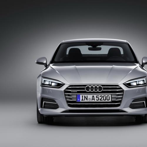Audi A5 et S5 2016 : toutes les photos