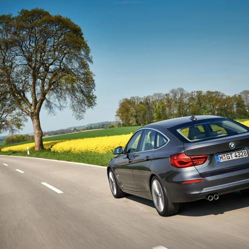 BMW Série 3 Gran Turismo restylée : toutes les photos