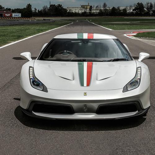 Ferrari 488 MM Speciale : toutes les photos