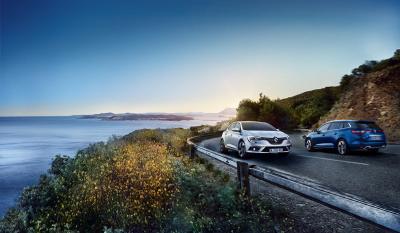 Renault Mégane Estate : nouvelles photos