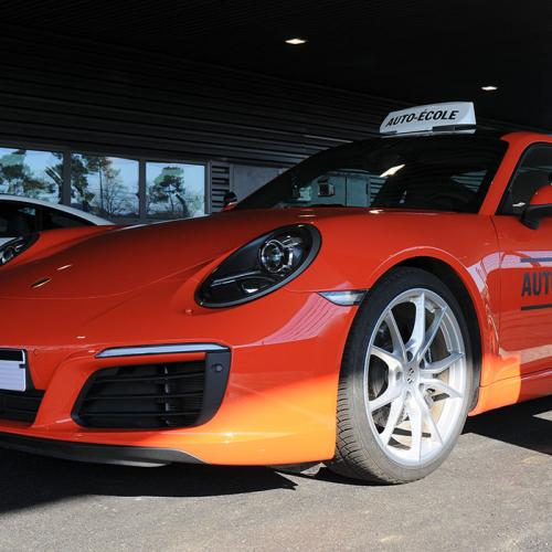 Permis Porsche au Mans : les photos