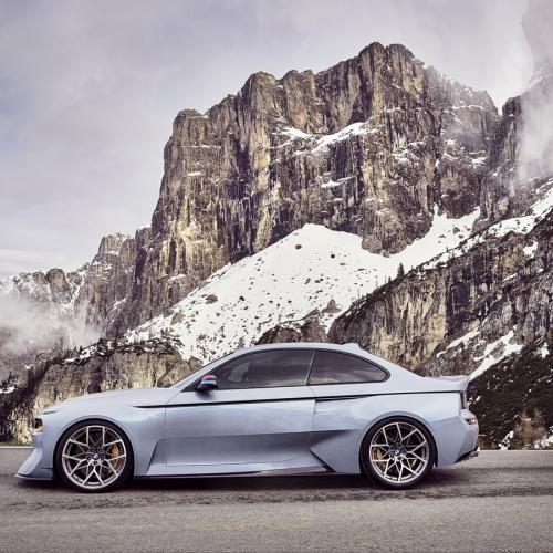 BMW 2002 Hommage Concept : toutes les photos